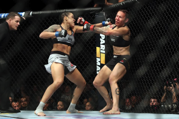 Amanda Nunes Believes She's MMA's GOAT After UFC 232 Win; Cris Cyborg Disagrees