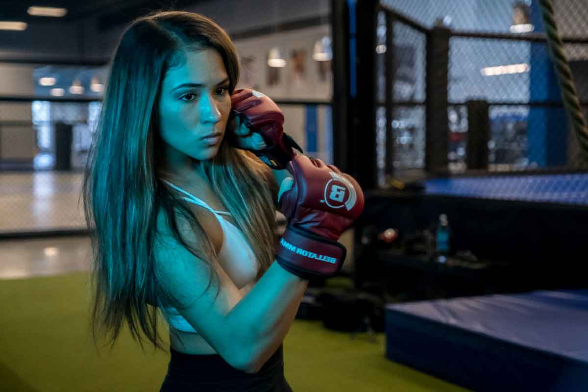 Introducing 20-year-old Valerie Loureda, Bellator's most battle-tested debutante