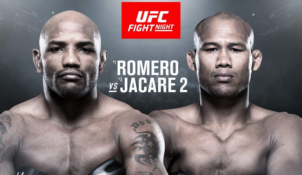 UFC returns to MIAMI – April 27,2019