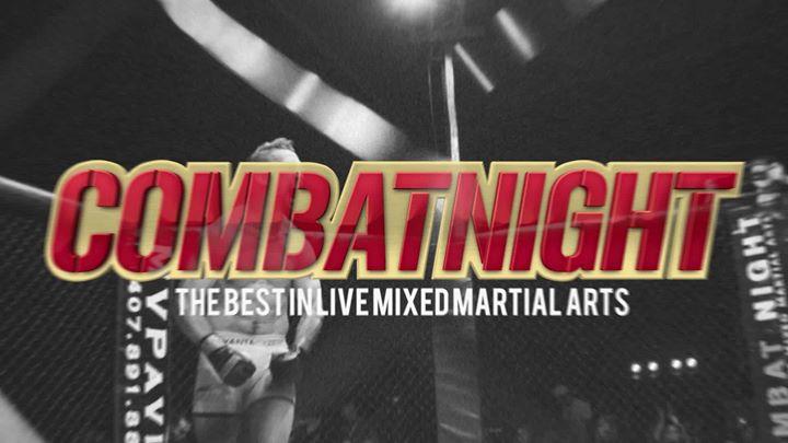Combat Night 104 West Palm Beach