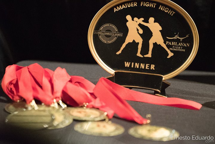 Amateur Fight Night AFN #38 - Boxing, Kickboxing, & MMA