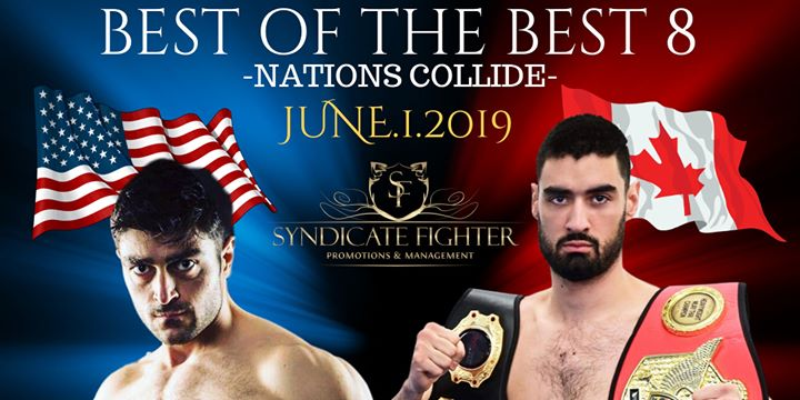 Best Of The Best 8-Nations Collide-