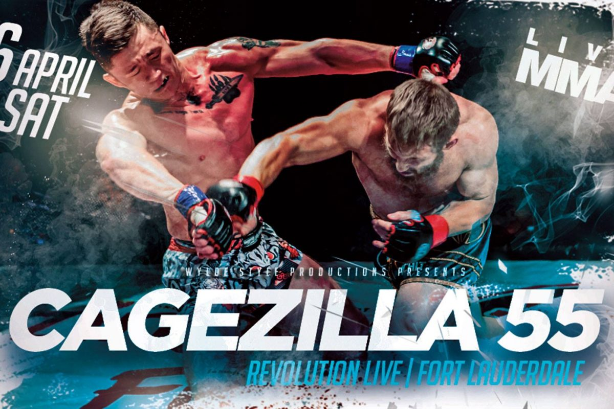 CageZilla Brings Fire to South Florida