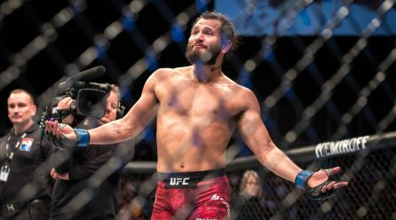'Talk s**t, get hit': Jorge Masvidal's rise from backyard brawler to UFC main eventer