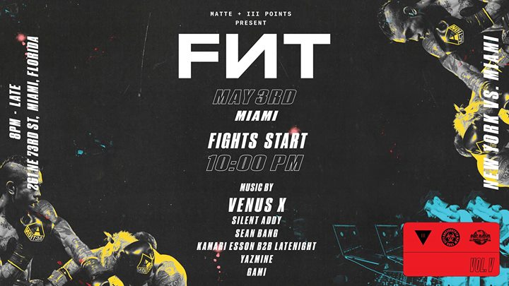 FNT Miami - Vol. V