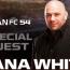 dana white Titan FC 51