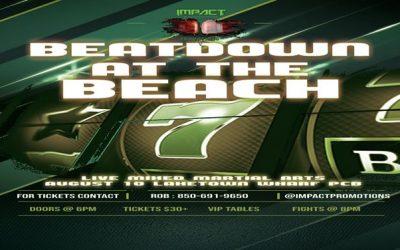 Beatdown at the Beach 7