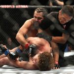 Jorge Masvidal Records Fastest Knockout In UFC History With Flying Knee To Ben Askren's Skull