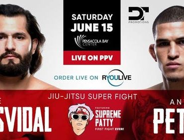 Island Fights – Masvidal vs Pettis Fight Video