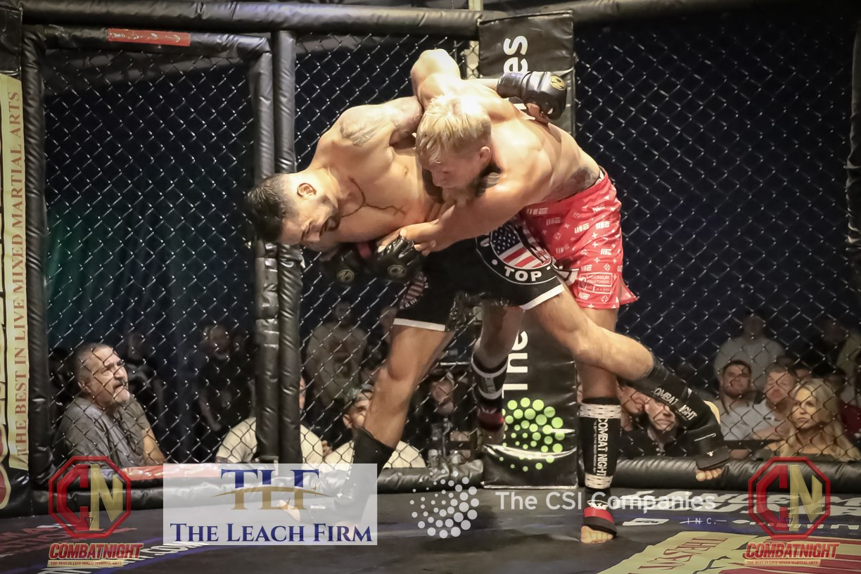 combat night pro 14 results