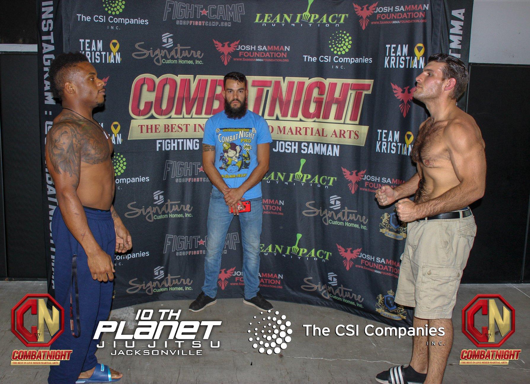 combat night