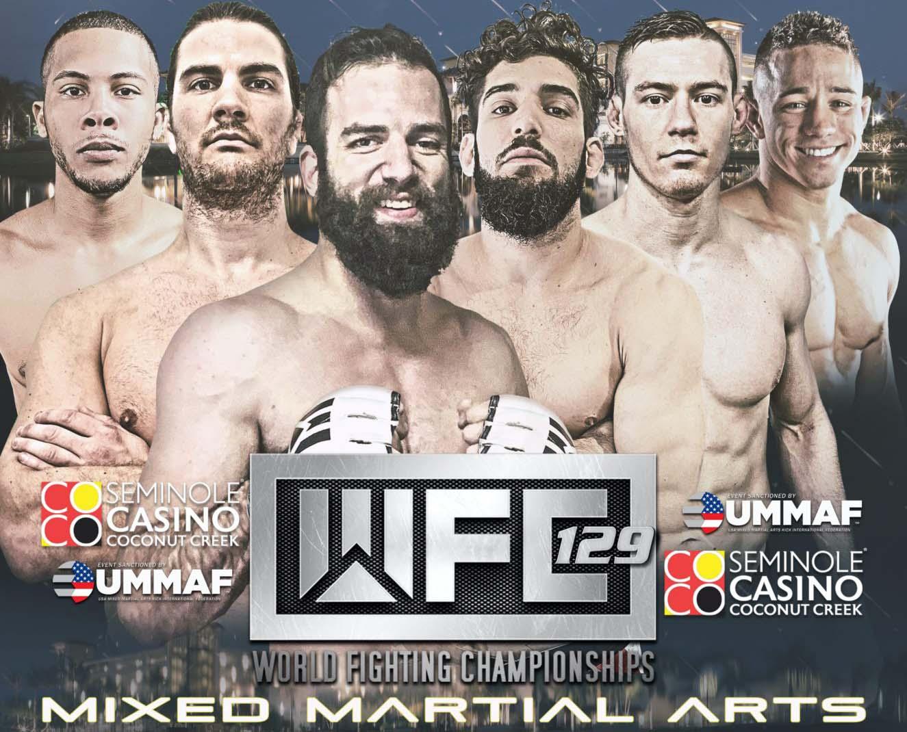 World Fighting Championship Florida
